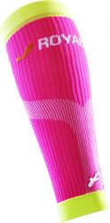 Compression Calf Sleeves ROYAL BAY® Neon