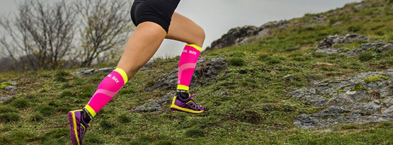 Compression Calf Sleeves ROYAL BAY<sup>&reg;</sup> Neon