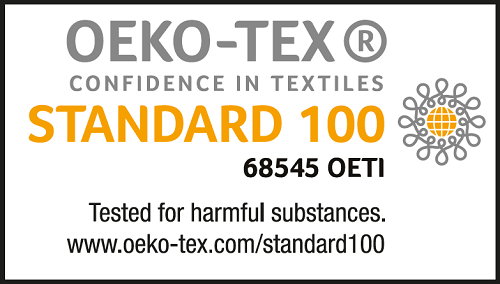 7184d3484db2cb The Oeko-Tex Standard 100 marking on products means that the product was  tested by an independent European research institute for the presence of  substances ...