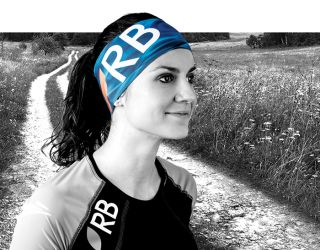 Sport headband ROYAL BAY®